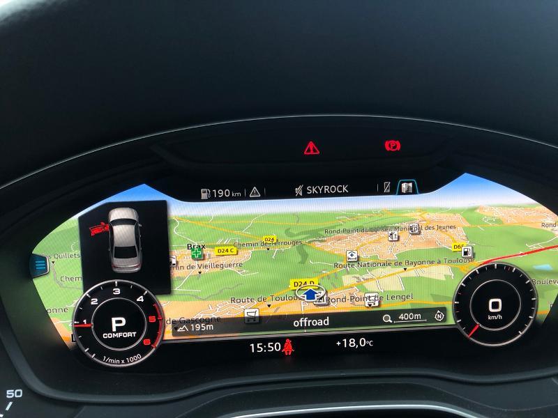 Photo 19 de l'offre de AUDI A4 2.0 TDI 150ch Design Luxe S tronic 7 à 26490€ chez Renault Léguevin Auto distribution occitane