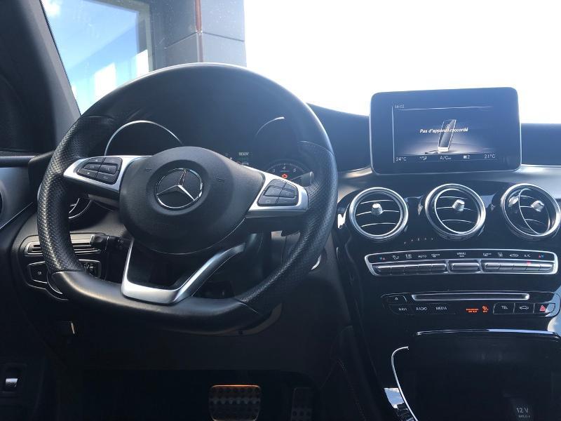 Photo 6 de l'offre de MERCEDES-BENZ GLC 350 e 211+116ch Executive 4Matic 7G-Tronic plus à 39990€ chez Renault Léguevin Auto distribution occitane