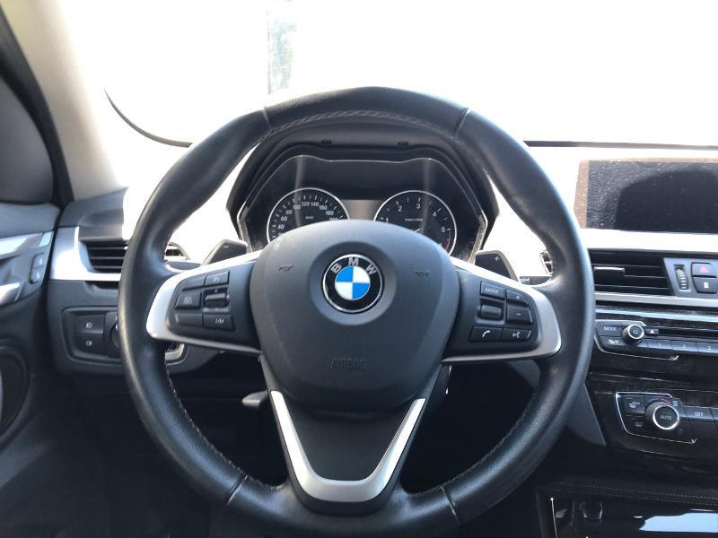 Photo 10 de l'offre de BMW X1 xDrive18dA 150ch xLine à 23490€ chez Renault Léguevin Auto distribution occitane