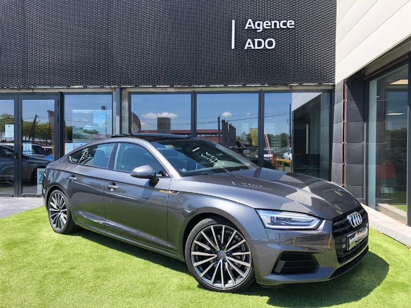 Audi A5 Sportback 2.0 TFSI 190ch S line Essence GRIS Occasion à vendre