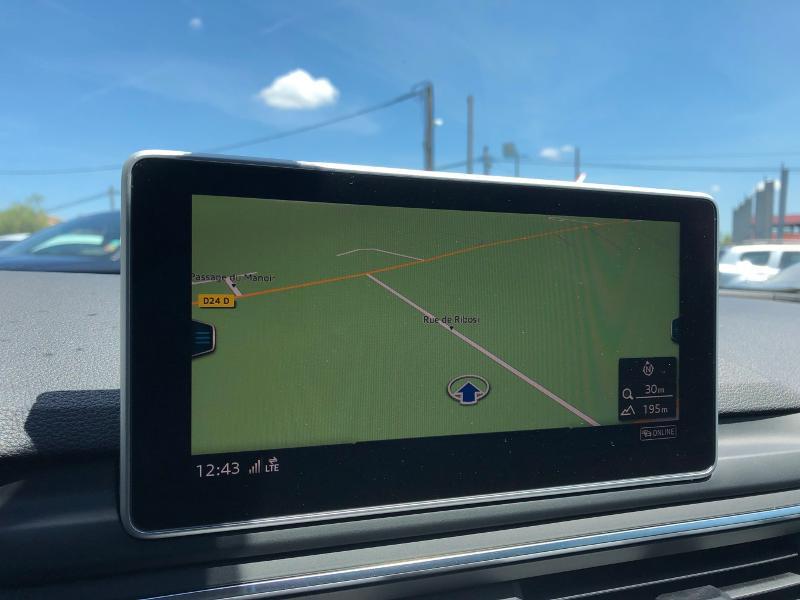 Photo 13 de l'offre de AUDI A5 Sportback 2.0 TFSI 190ch S line à 36990€ chez Renault Léguevin Auto distribution occitane