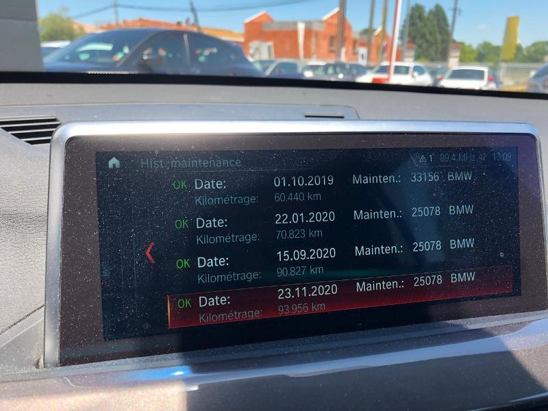 Photo 19 de l'offre de BMW X1 xDrive18dA 150ch xLine à 23490€ chez Renault Léguevin Auto distribution occitane