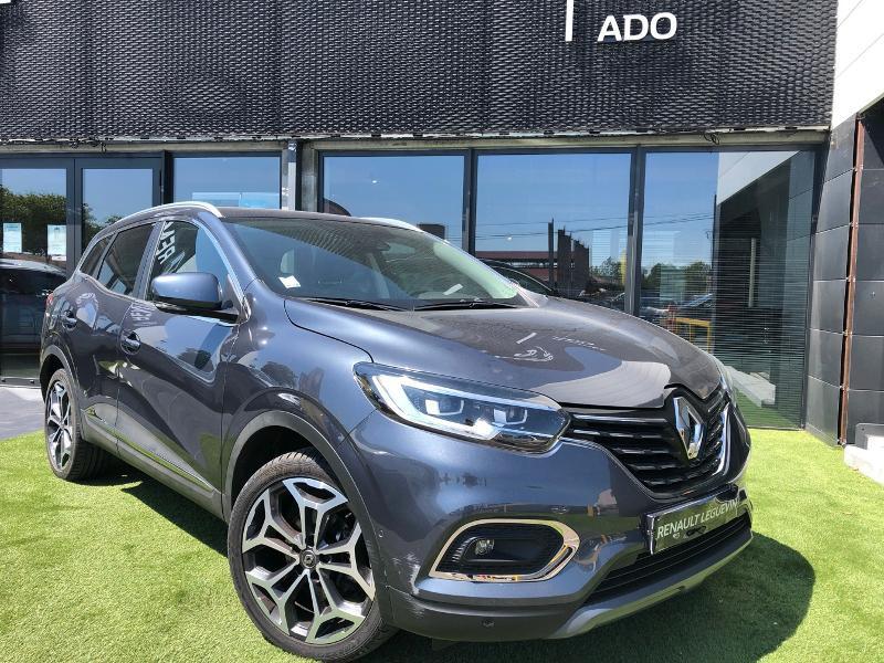 Renault Kadjar 1.5 Blue dCi 115ch Intens EDC Diesel GRIS Occasion à vendre