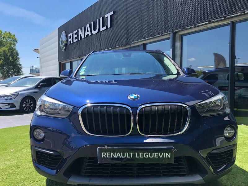 Photo 2 de l'offre de BMW X1 xDrive25dA 231ch Lounge à 26990€ chez Renault Léguevin Auto distribution occitane