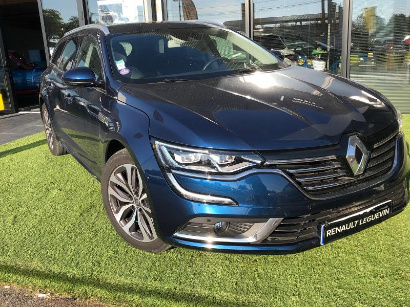 Renault Talisman Estate 1.6 TCe 150ch energy Intens EDC Essence BLEU COSMOS Occasion à vendre