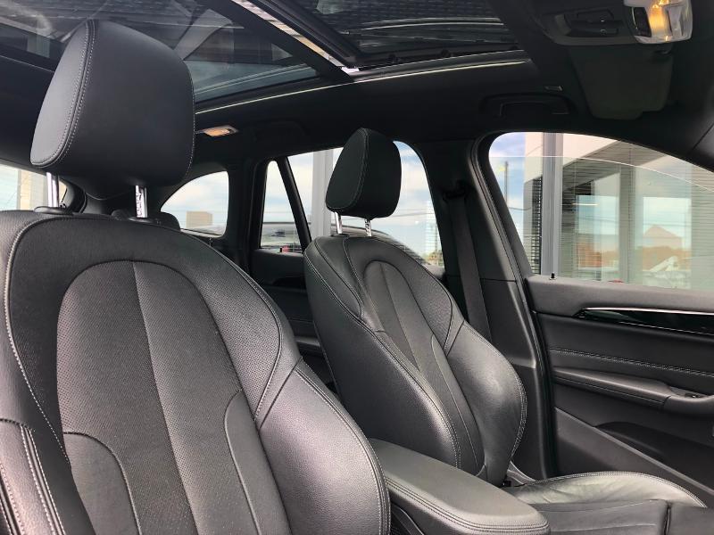 Photo 10 de l'offre de BMW X1 sDrive18iA 140ch M Sport DKG7 à 26990€ chez Renault Léguevin Auto distribution occitane