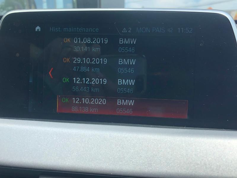 Photo 12 de l'offre de BMW X1 sDrive18d 150ch Business Design à 21990€ chez Renault Léguevin Auto distribution occitane