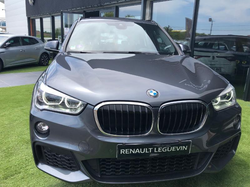 Photo 4 de l'offre de BMW X1 sDrive18iA 140ch M Sport DKG7 à 26990€ chez Renault Léguevin Auto distribution occitane
