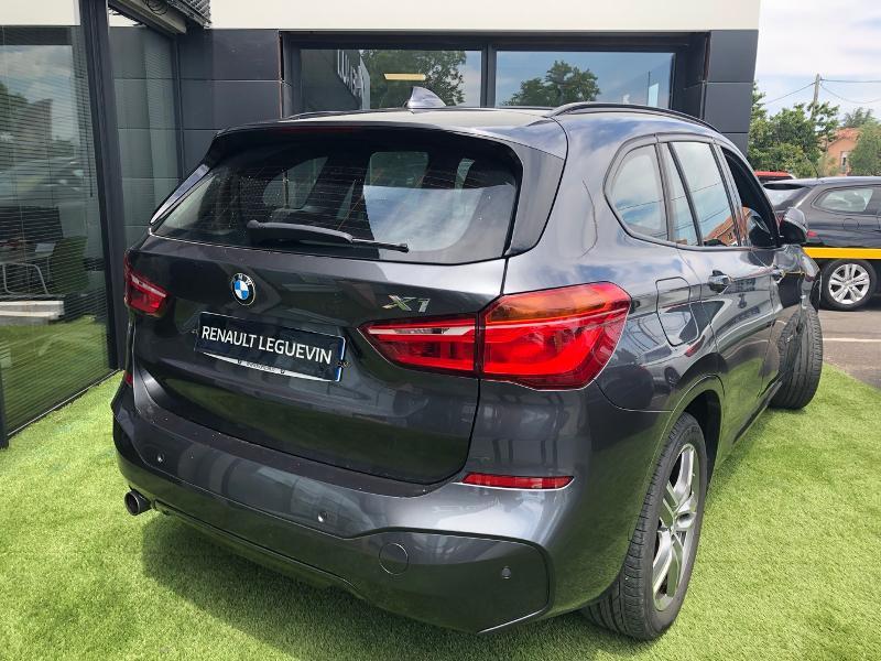 Photo 7 de l'offre de BMW X1 sDrive18iA 140ch M Sport DKG7 à 26990€ chez Renault Léguevin Auto distribution occitane