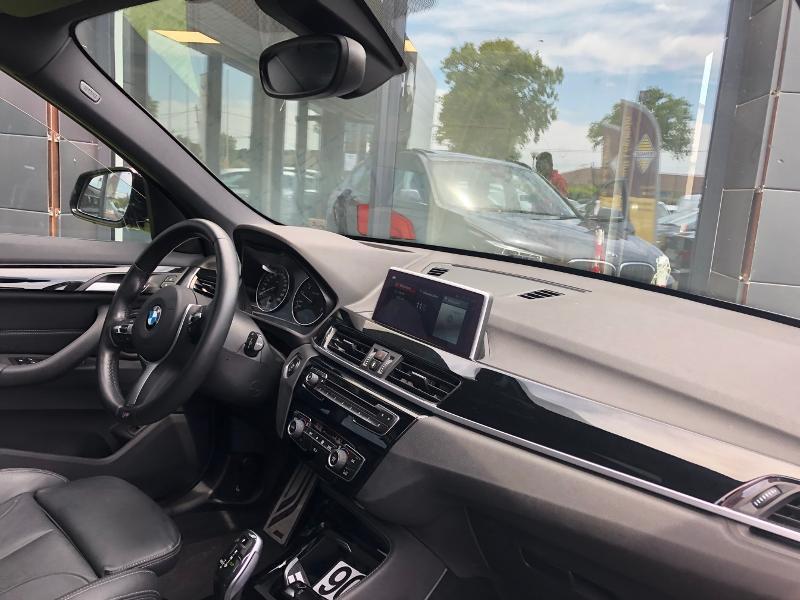 Photo 9 de l'offre de BMW X1 sDrive18iA 140ch M Sport DKG7 à 26990€ chez Renault Léguevin Auto distribution occitane