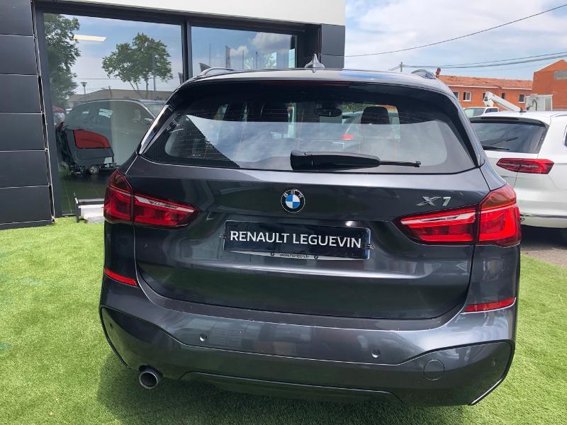 Photo 6 de l'offre de BMW X1 sDrive18iA 140ch M Sport DKG7 à 26990€ chez Renault Léguevin Auto distribution occitane
