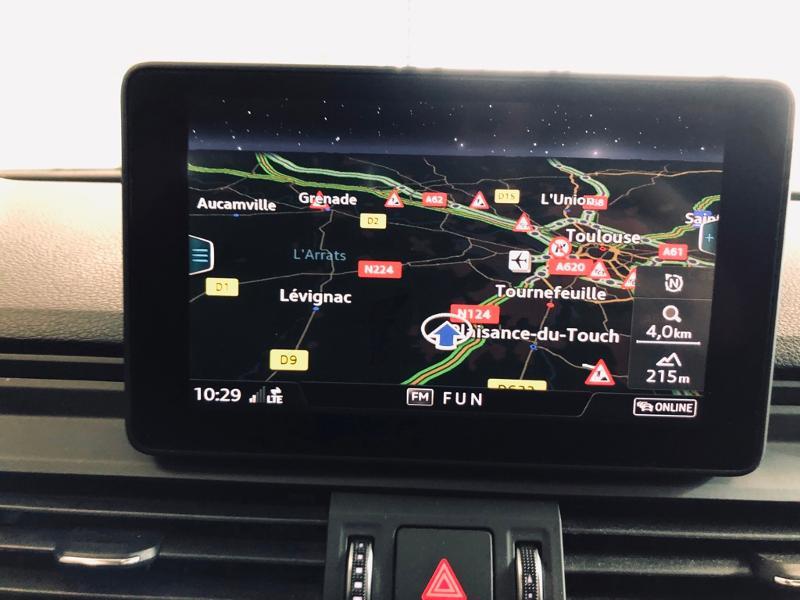 Photo 13 de l'offre de AUDI Q5 2.0 TDI 150ch Business Executive à 25490€ chez Renault Léguevin Auto distribution occitane