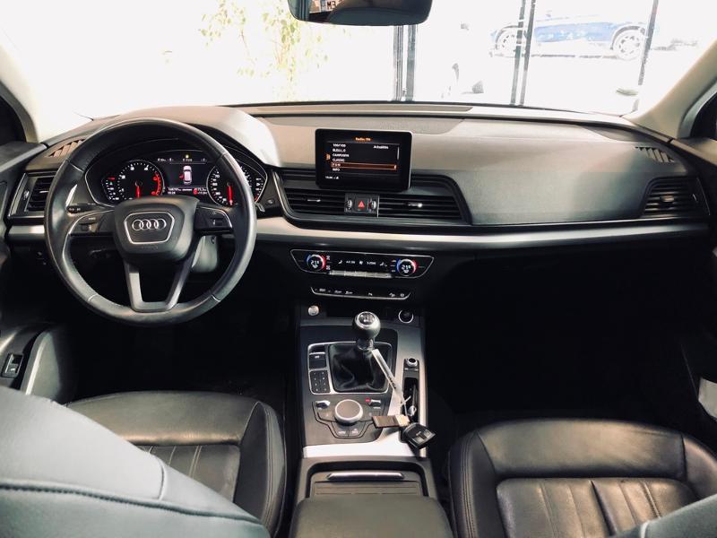 Photo 9 de l'offre de AUDI Q5 2.0 TDI 150ch Business Executive à 25490€ chez Renault Léguevin Auto distribution occitane