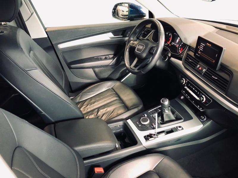 Photo 8 de l'offre de AUDI Q5 2.0 TDI 150ch Business Executive à 25490€ chez Renault Léguevin Auto distribution occitane