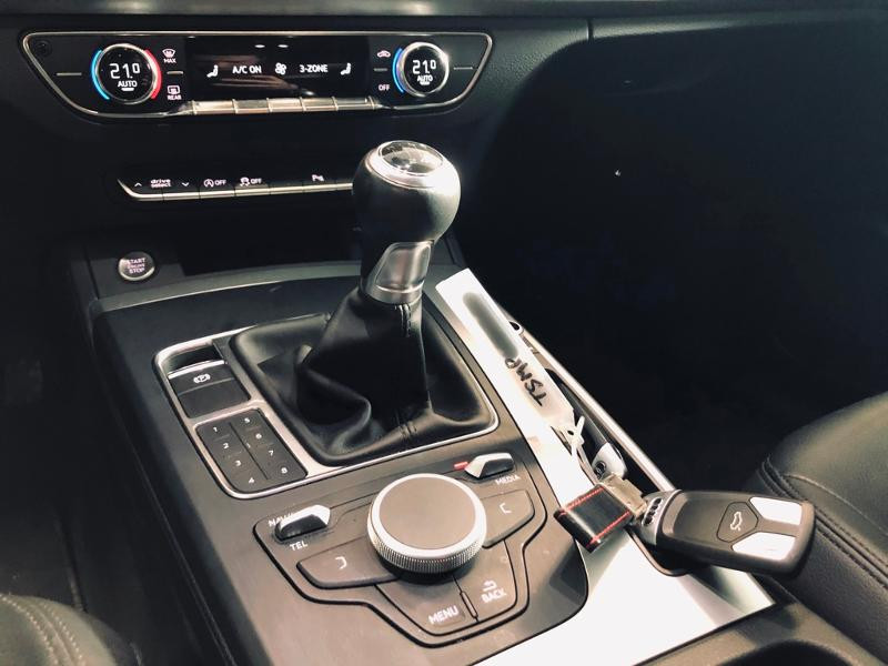 Photo 15 de l'offre de AUDI Q5 2.0 TDI 150ch Business Executive à 25490€ chez Renault Léguevin Auto distribution occitane