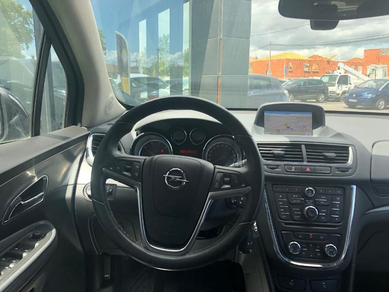 Photo 9 de l'offre de OPEL Mokka 1.7 CDTI 130ch Cosmo ecoFLEX Start&Stop 4x2 à 12990€ chez Renault Léguevin Auto distribution occitane