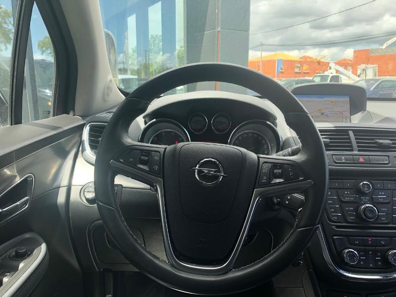 Photo 10 de l'offre de OPEL Mokka 1.7 CDTI 130ch Cosmo ecoFLEX Start&Stop 4x2 à 12990€ chez Renault Léguevin Auto distribution occitane