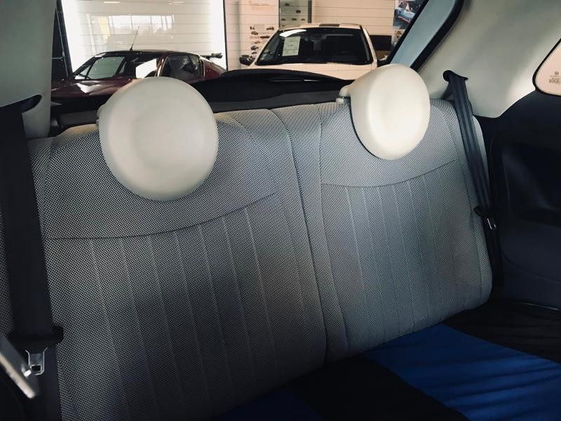 Photo 6 de l'offre de FIAT 500 1.3 Multijet 16v 75ch DPF Lounge à 5990€ chez Renault Léguevin Auto distribution occitane