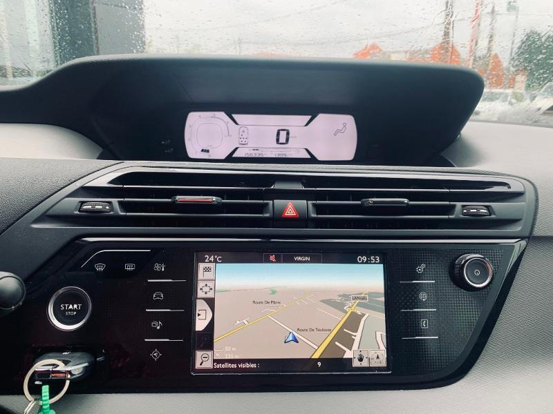 Photo 13 de l'offre de CITROEN Grand C4 Picasso BlueHDi 120ch Business + S&S 98g à 9490€ chez Renault Léguevin Auto distribution occitane