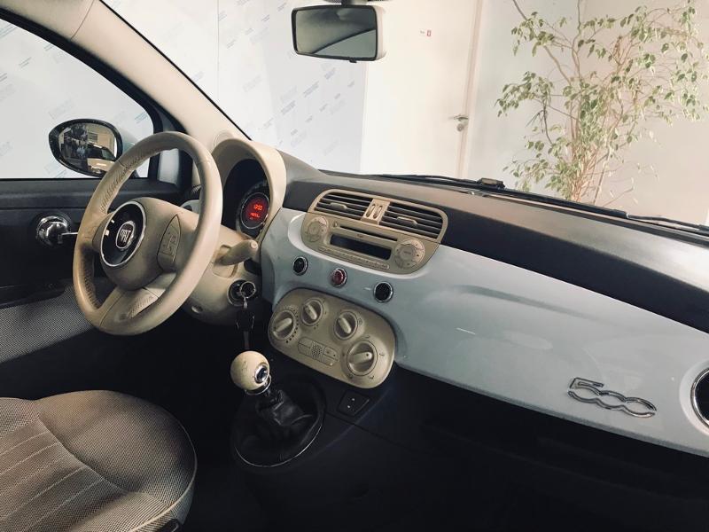 Photo 7 de l'offre de FIAT 500 1.3 Multijet 16v 75ch DPF Lounge à 5990€ chez Renault Léguevin Auto distribution occitane