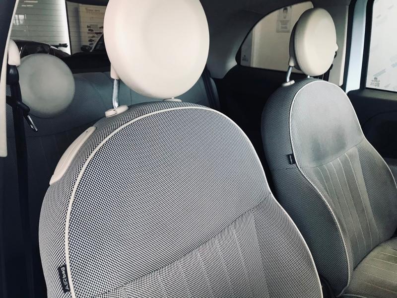 Photo 5 de l'offre de FIAT 500 1.3 Multijet 16v 75ch DPF Lounge à 5990€ chez Renault Léguevin Auto distribution occitane