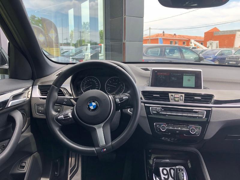 Photo 13 de l'offre de BMW X1 sDrive18iA 140ch M Sport DKG7 à 26990€ chez Renault Léguevin Auto distribution occitane