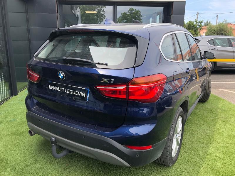 Photo 3 de l'offre de BMW X1 xDrive18dA 150ch Lounge à 21990€ chez Renault Léguevin Auto distribution occitane
