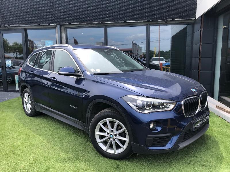 Photo 1 de l'offre de BMW X1 xDrive18dA 150ch Lounge à 21990€ chez Renault Léguevin Auto distribution occitane