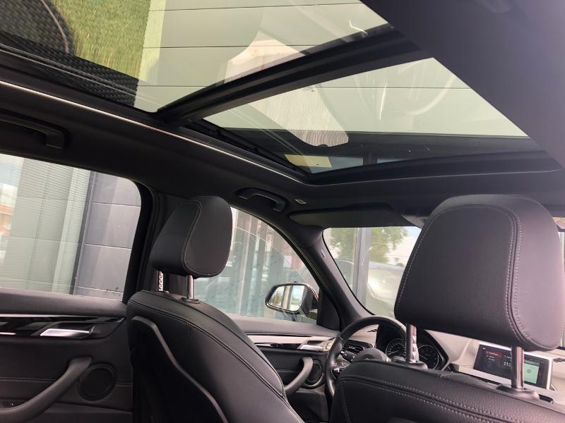 Photo 12 de l'offre de BMW X1 sDrive18iA 140ch M Sport DKG7 à 26990€ chez Renault Léguevin Auto distribution occitane