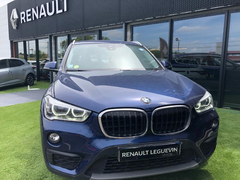 Photo 4 de l'offre de BMW X1 xDrive18dA 150ch Lounge à 21990€ chez Renault Léguevin Auto distribution occitane