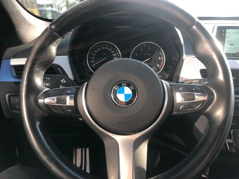 Photo 10 de l'offre de BMW X1 sDrive18dA 150ch M Sport Euro6c à 24990€ chez Renault Léguevin Auto distribution occitane