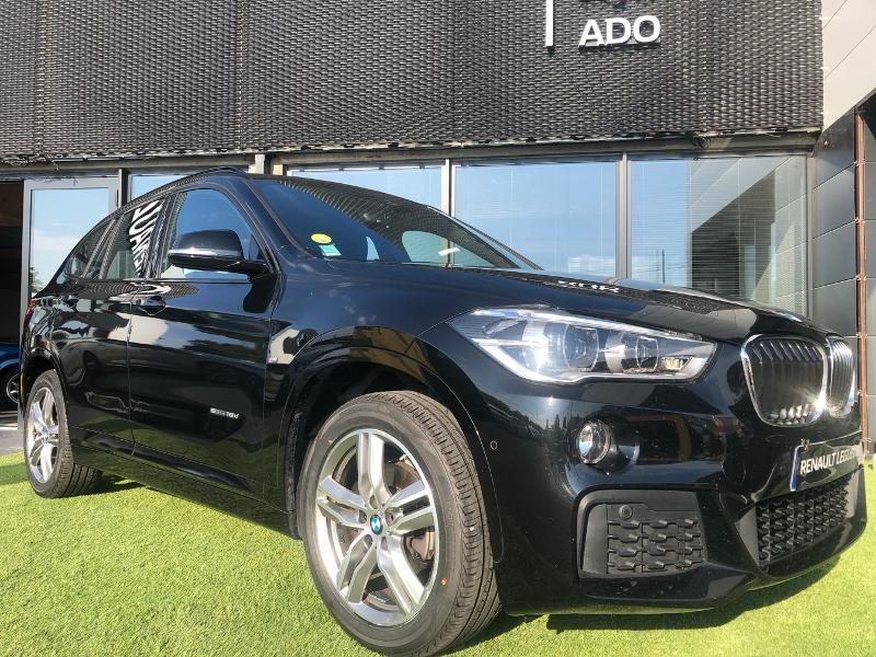Bmw X1 sDrive18dA 150ch M Sport Euro6c Diesel NOIR Occasion à vendre