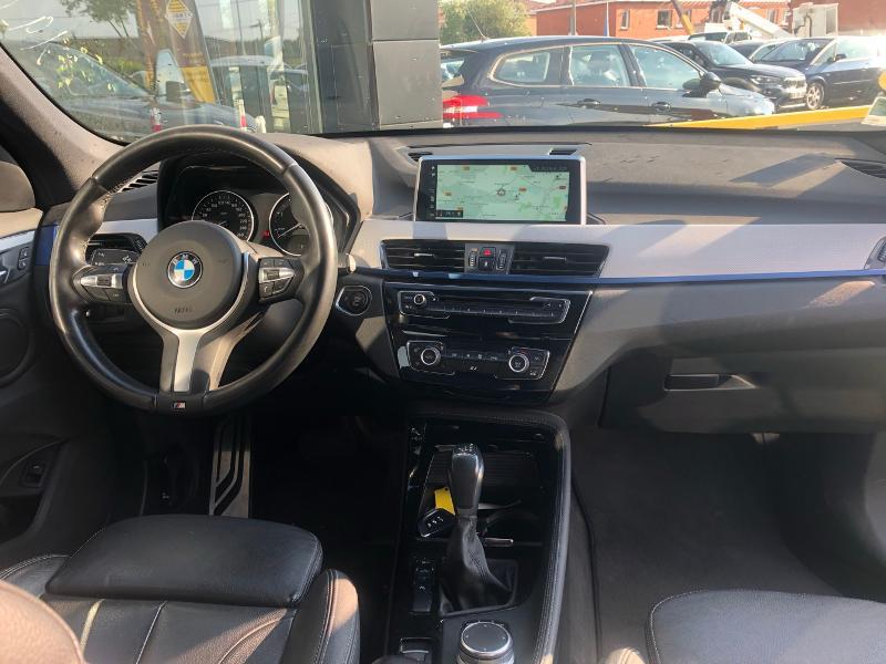 Photo 19 de l'offre de BMW X1 sDrive18dA 150ch M Sport Euro6c à 24990€ chez Renault Léguevin Auto distribution occitane