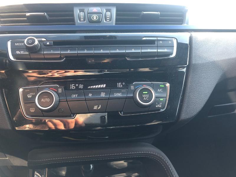 Photo 12 de l'offre de BMW X1 sDrive18dA 150ch M Sport Euro6c à 24990€ chez Renault Léguevin Auto distribution occitane