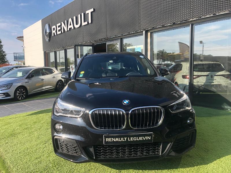 Photo 2 de l'offre de BMW X1 sDrive18dA 150ch M Sport Euro6c à 24990€ chez Renault Léguevin Auto distribution occitane