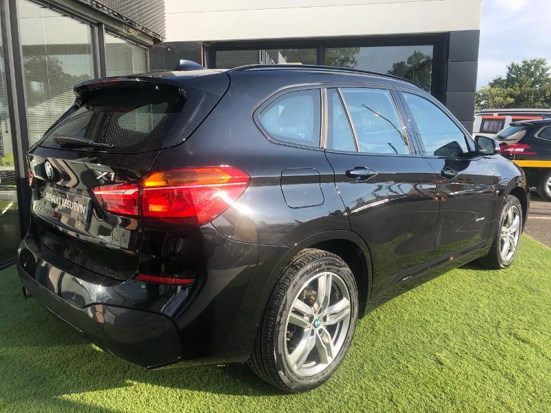 Photo 6 de l'offre de BMW X1 sDrive18dA 150ch M Sport Euro6c à 24990€ chez Renault Léguevin Auto distribution occitane