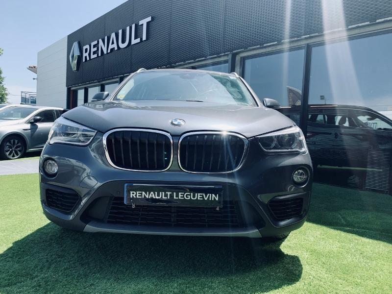 Photo 2 de l'offre de BMW X1 xDrive18dA 150ch Business Design à 20990€ chez Renault Léguevin Auto distribution occitane