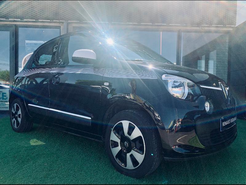 Renault Twingo 1.0 SCe 70ch Stop&Start Limited Euro6c Essence NOIR Occasion à vendre