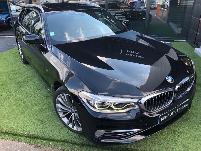 Photo 3 de l'offre de BMW Serie 5 520dA xDrive 190ch Luxury à 38490€ chez Renault Léguevin Auto distribution occitane