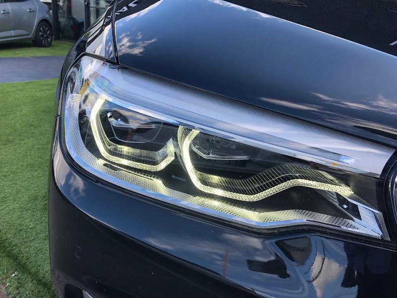 Photo 4 de l'offre de BMW Serie 5 520dA xDrive 190ch Luxury à 38490€ chez Renault Léguevin Auto distribution occitane