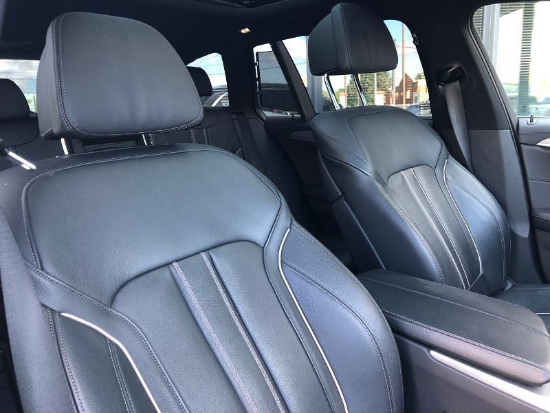 Photo 21 de l'offre de BMW Serie 5 520dA xDrive 190ch Luxury à 38490€ chez Renault Léguevin Auto distribution occitane