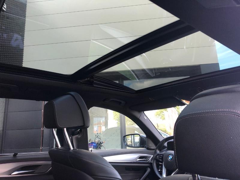 Photo 24 de l'offre de BMW Serie 5 520dA xDrive 190ch Luxury à 38490€ chez Renault Léguevin Auto distribution occitane