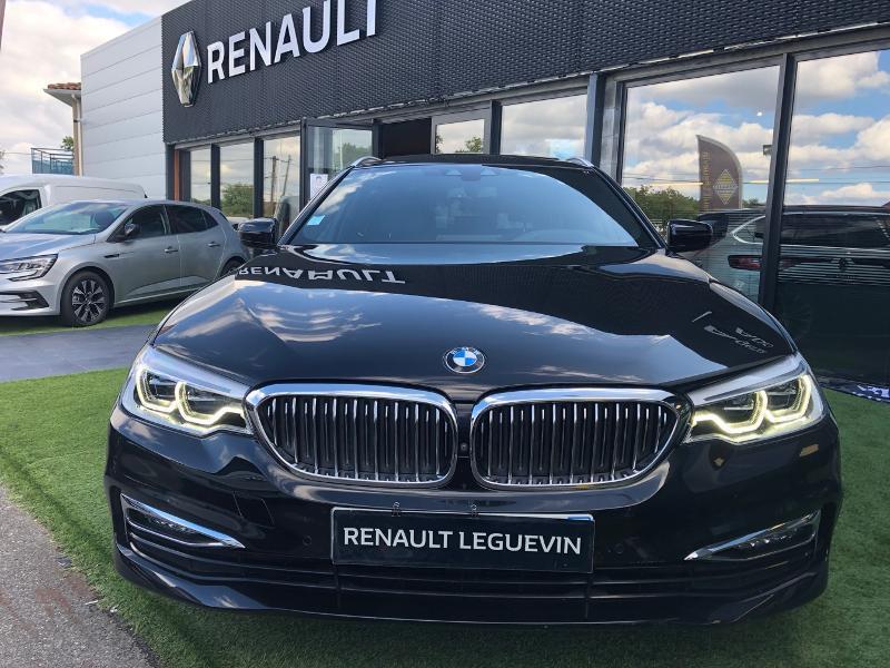 Photo 2 de l'offre de BMW Serie 5 520dA xDrive 190ch Luxury à 38490€ chez Renault Léguevin Auto distribution occitane