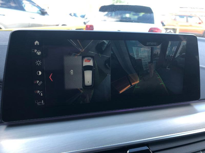 Photo 8 de l'offre de BMW Serie 5 520dA xDrive 190ch Luxury à 38490€ chez Renault Léguevin Auto distribution occitane