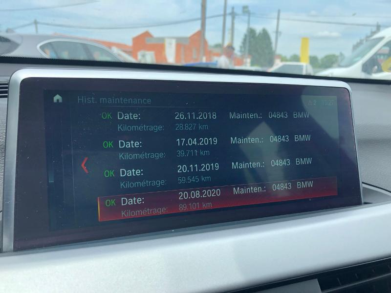 Photo 22 de l'offre de BMW X1 xDrive18dA 150ch Lounge à 21990€ chez Renault Léguevin Auto distribution occitane