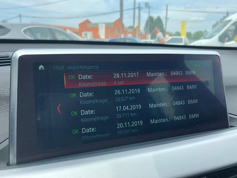 Photo 23 de l'offre de BMW X1 xDrive18dA 150ch Lounge à 21990€ chez Renault Léguevin Auto distribution occitane