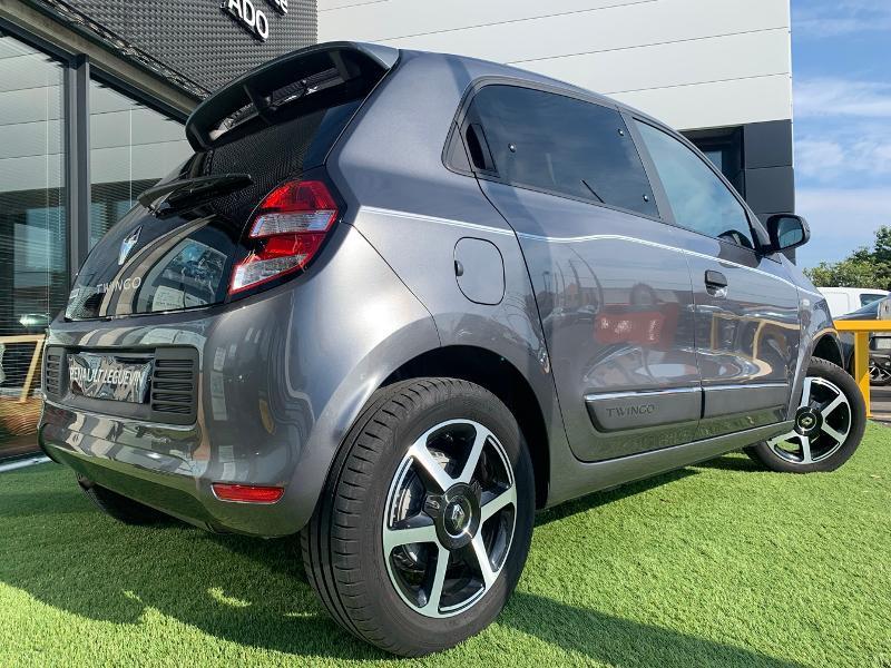 Photo 3 de l'offre de RENAULT Twingo 0.9 TCe 90ch energy Intens à 10490€ chez Renault Léguevin Auto distribution occitane