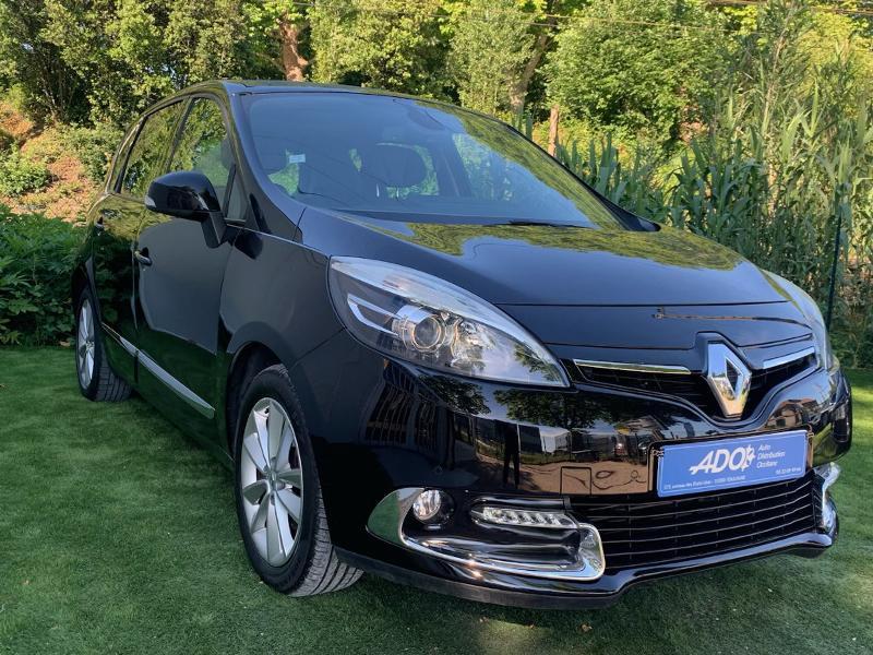 Renault Scenic 1.5 dCi 110ch Initiale EDC Diesel NOIR Occasion à vendre