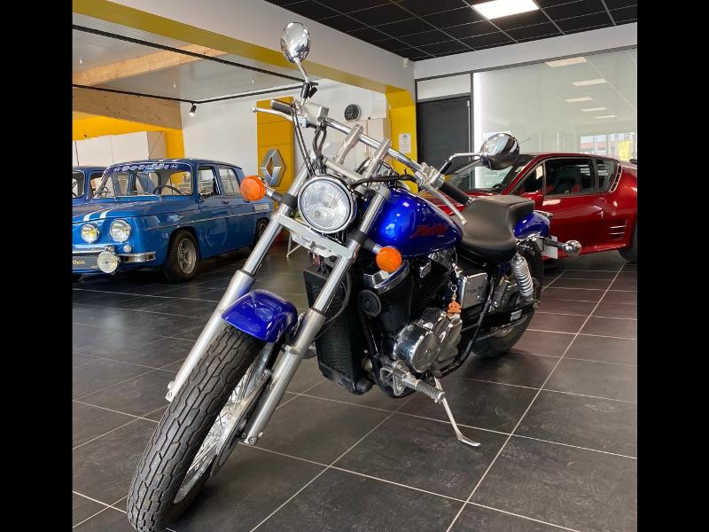 Honda VT 750 DC Black Widow 2002 Essence bleu Occasion à vendre