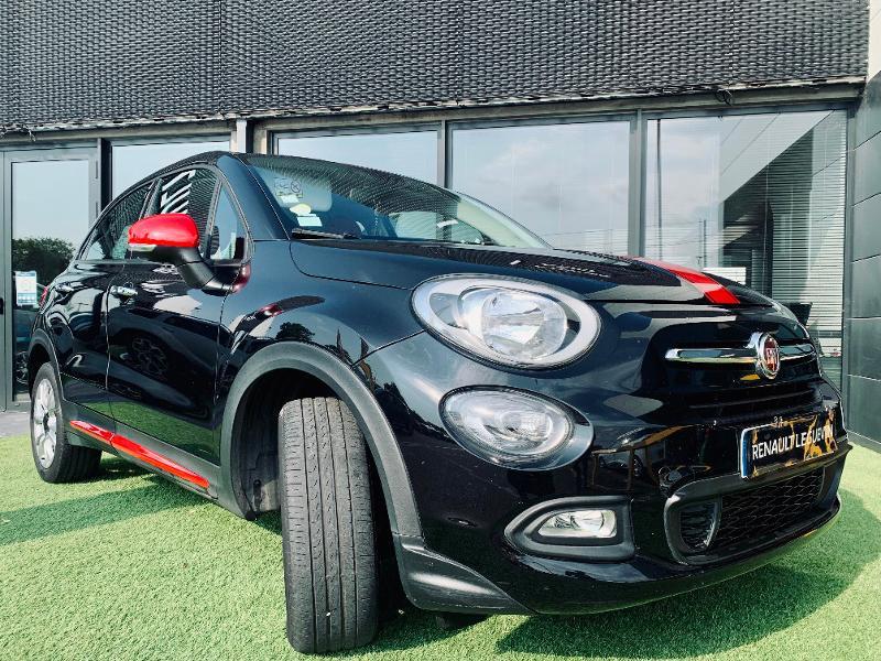 Fiat 500x  Diesel NOIR Occasion à vendre